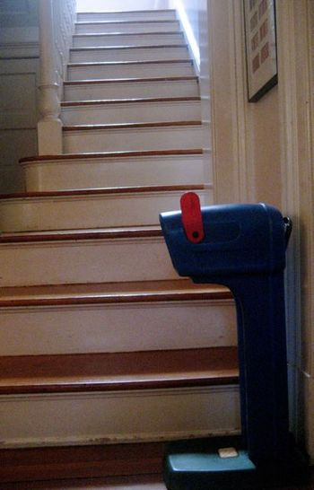 Tess mailbox