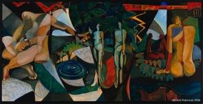 David-robinson-prometheus-creation