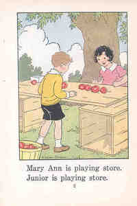 Primer_mary_ann_playing_store